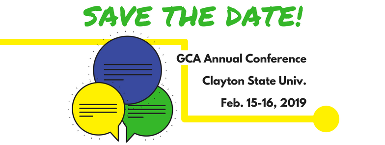 Save the Date for the 2019 GCA Conference!