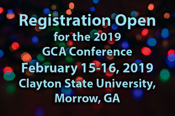 Registration Open for the 2019 Conference!